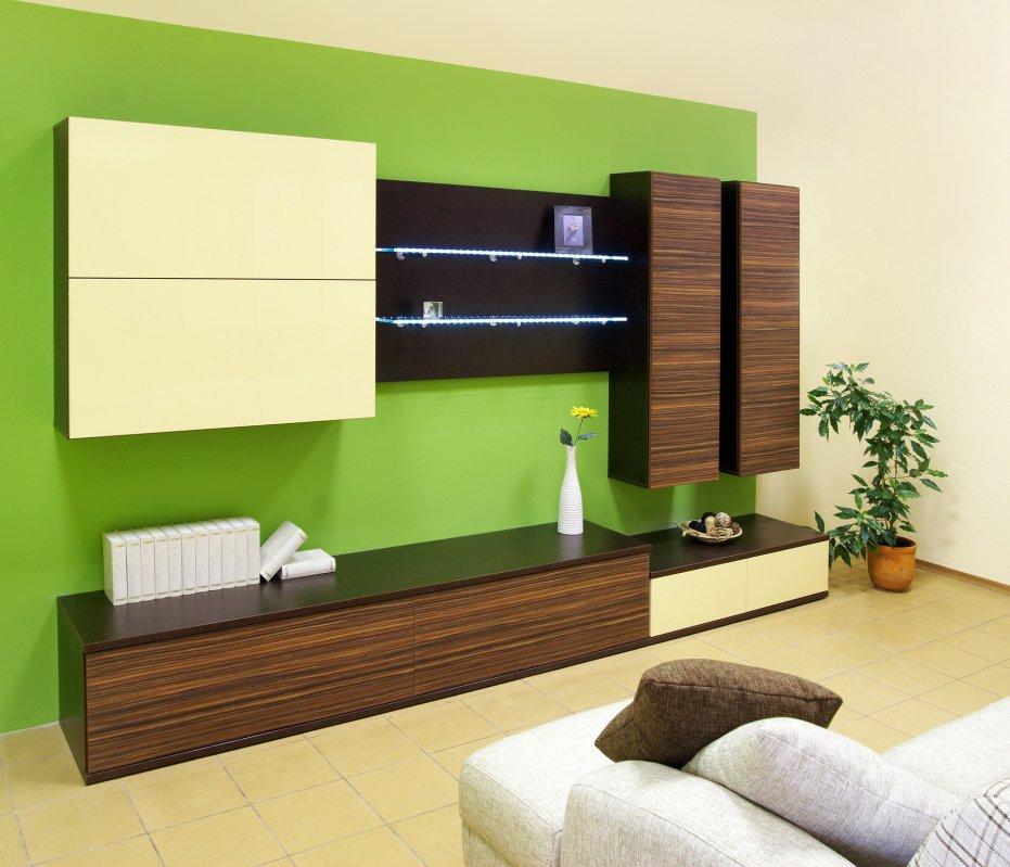 Зеленая Мебель Для Гостиной Москва